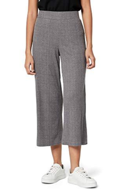 MERAKI Standard Rib Cropped Pants