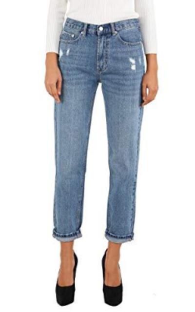 HOCAIES Boyfriend Jeans