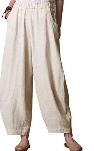 Aeneontrue Wide Leg Pants