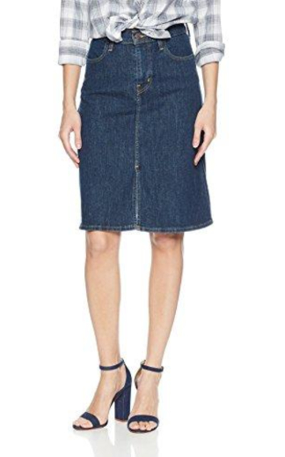 Levi's A-line Midi Skirt