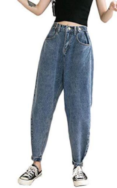 NQFL Mom Jeans