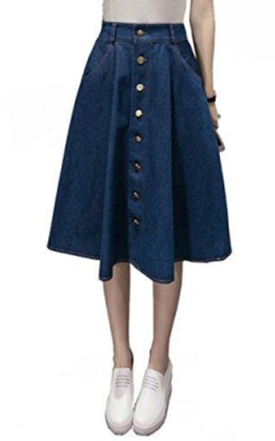 Gladden A-Line Skirt