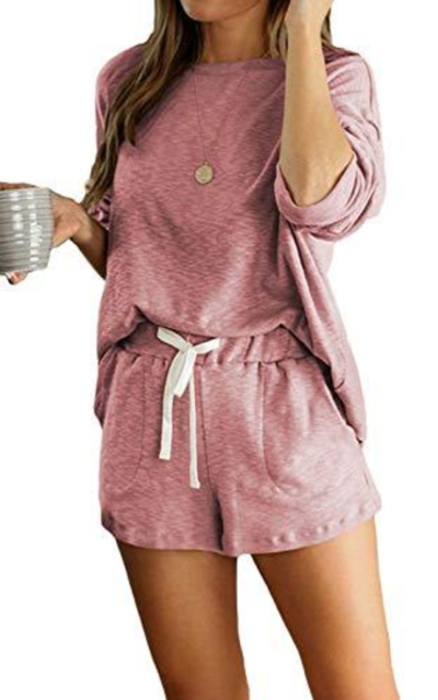 Yidarton Loungewear Set
