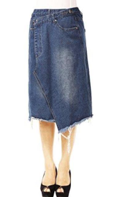 NONOSIZE Denim Skirt