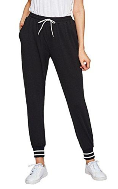 SweatyRocks Drawstring Sweatpants