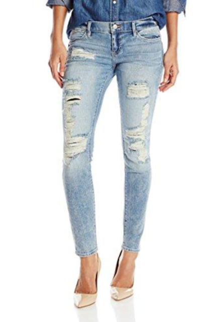 Dittos Ankle Skinny Jeans