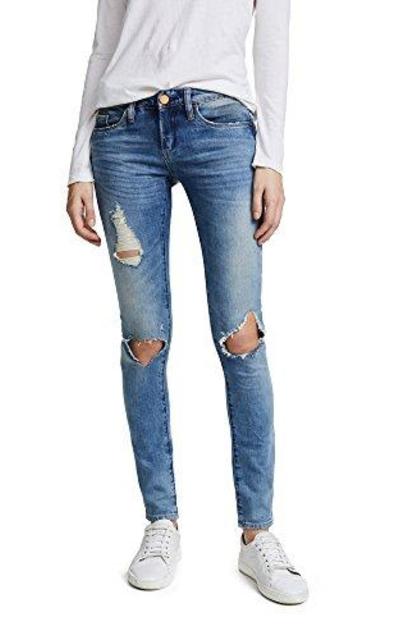 [BLANKNYC] Blank Denim  Distressed Skinny Jeans