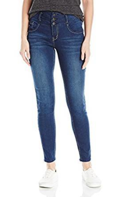 WallFlower Wonder Push up Jean