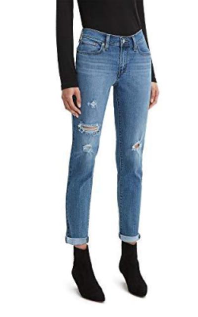 Levi's New Boyfriend Jeans