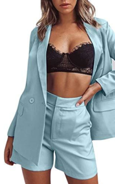 Toimothcn  2 Pieces Suit Set