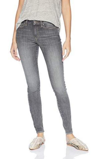 Amazon Brand - Daily Ritual Mid-Rise Skinny Jean