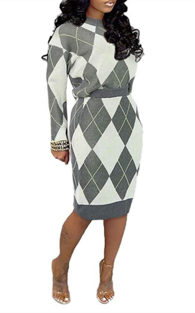 Knitted 2 Piece Outifts