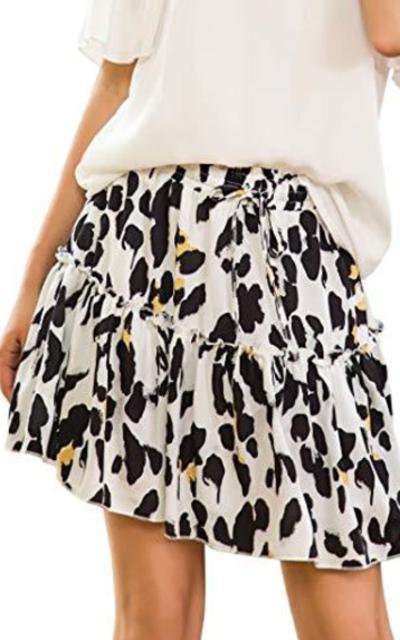 Hibluco ' Ruffles Skirt