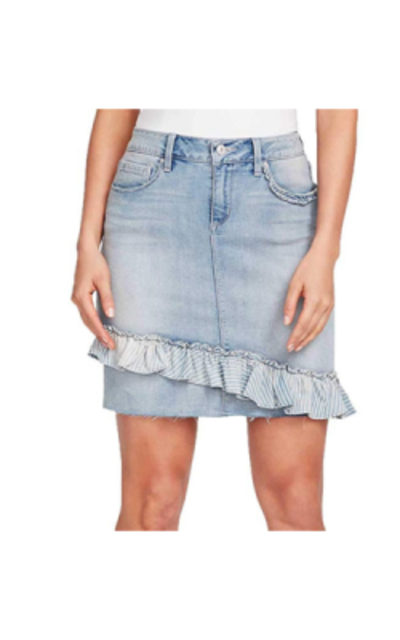 Vintage America Blues Denim Skirt