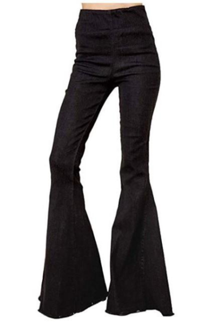 Dokotoo Classic Flare Bell Bottom Jeans