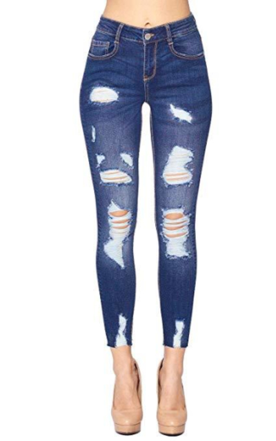 ICONICC  Butt-Lifting Skinny Jeans