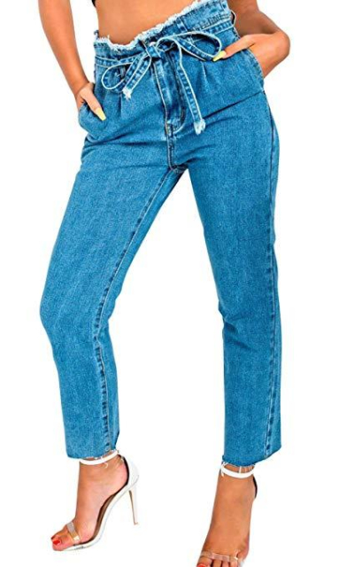 Magnusson's Boutique High Rise Denim Jeans