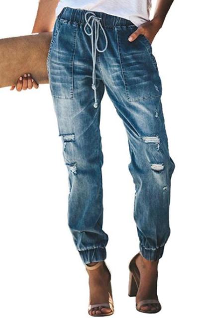 Sidefeel Pull-on Skinny Jeans