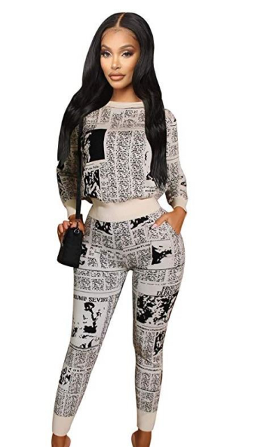 Sexy Bodycon 2 Piece Outfits
