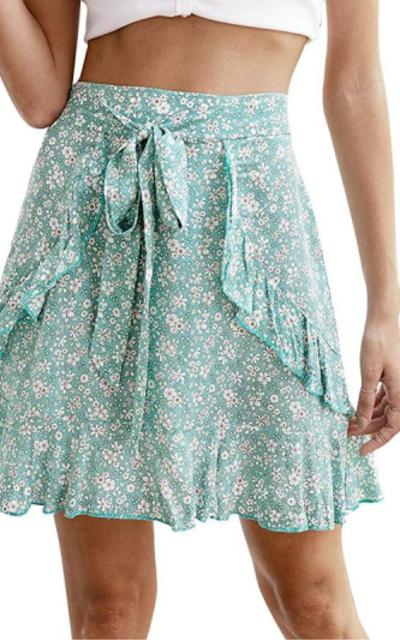 Miessial Mini Skirt