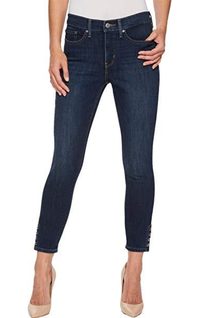 Levi's 311 Snap Ankle Skinny Jeans