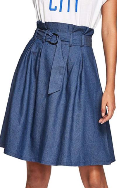 SheIn Midi Skirt