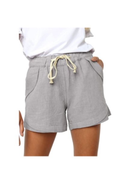 Uusollecy Cotton Shorts