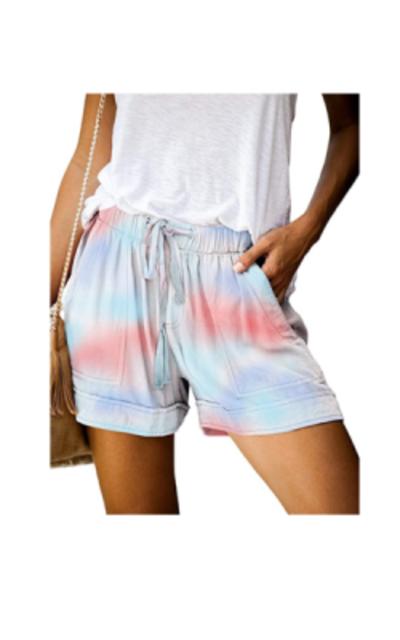 CILKOO Tie Dye Shorts