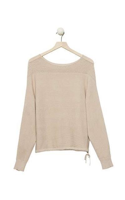 Cashmeren Cotton Oversized Sweater