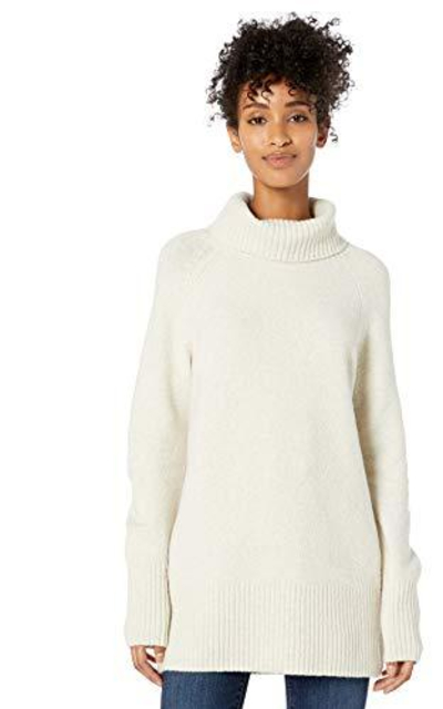 Amazon Brand - Goodthreads Boucle Turtleneck Sweater