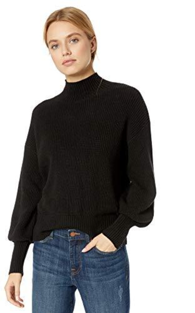 The Drop Gwen Ribbed Sweater
