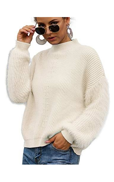 Aoymay Pullover Sweater