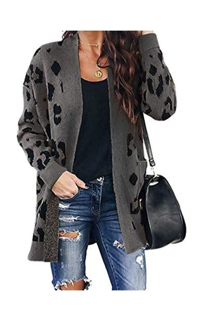 BTFBM Leopard Sweater
