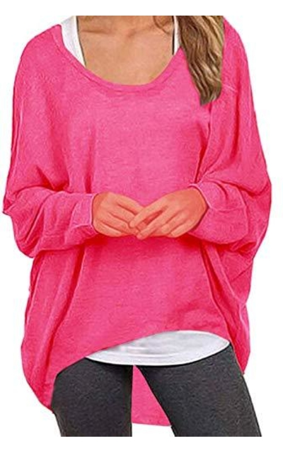 UGET Casual Oversized Baggy Top