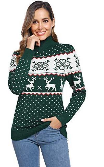iClosam Christmas Sweater