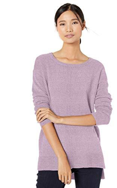 Amazon Brand - Goodthreads Wool Blend Jersey Stitch Sweatshirt Sweater