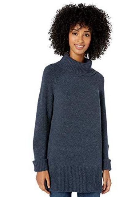 Amazon - Goodthreads Boucle Turtleneck Sweater