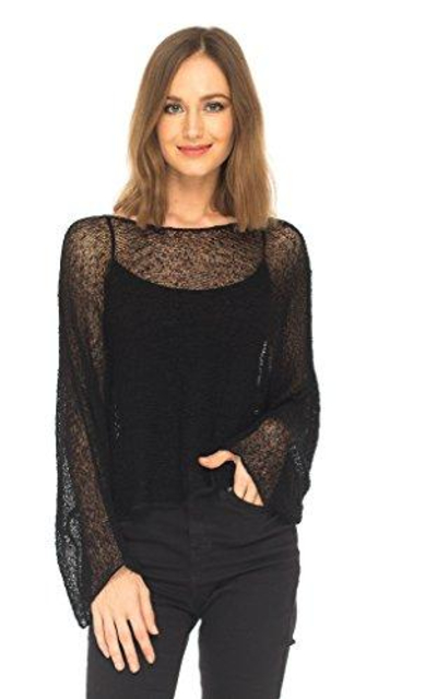 SHU-SHI Lightweight Sweater