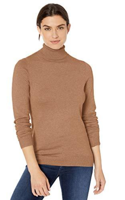 Amazon Essentials  Lightweight Turtleneck Sweater