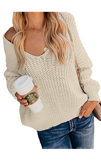 Acelitt Baggy Sweater