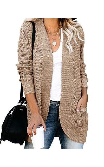 Saodimallsu Cardigan Sweater