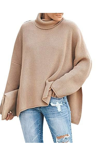 Ybenlow Turtleneck Sweater