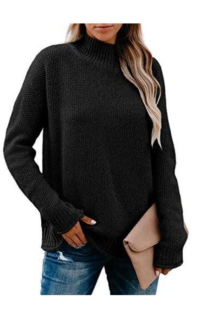 LOLONG Turtleneck Sweater