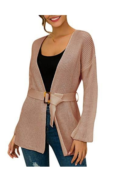 Miessial Cardigan Sweater