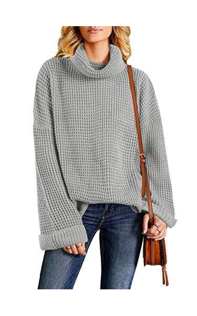 Tutorutor Turtleneck Chunky Sweaters