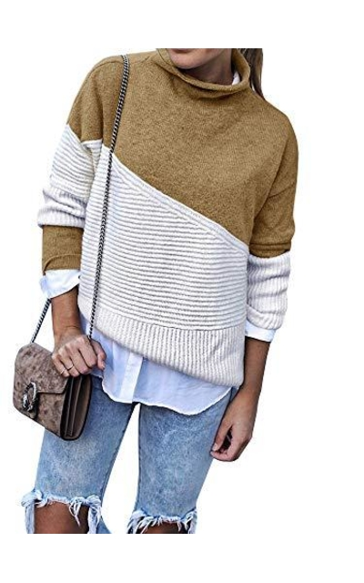 Ybenlow Turtleneck Sweater