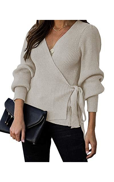 Tutorutor Wrap Sweaters