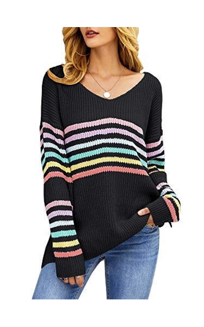 Pxmoda Rainbow Sweater