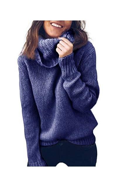 Kinlonsair Turtleneck Sweater