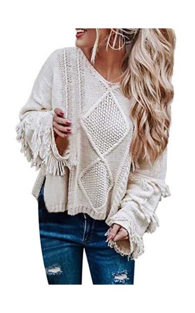 WAWJIR Pullover Sweater